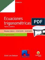 Libro Ecuaciones Trigonométricas