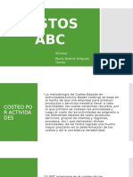 Costos ABC