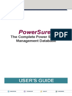 168-437A, Manual, PowerSure Database