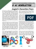 May 17 Fidgetologist Favorites