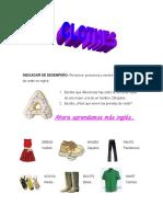 Preparador de Clases Ingles