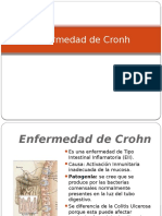 Vladimir Marc A enfermedad de crohn