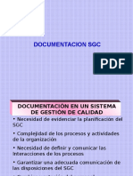 Documentacion Para Un SGC