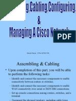 Assemb, Conf, Cisco Devices