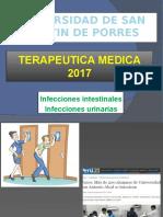 Terapéutica - EDA e ITU