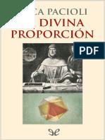 Luca Pacioli - La divina proporción.pdf