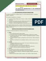 Evaluación Lectura de Planos-Arquitectura Modulo i