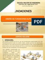 Unidad 5 Fundaciones Superficiales (1)