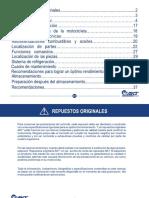 Manual Tt 250 Adventour