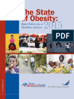State of Obesity 2015
