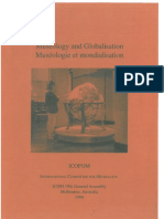 ISS 29 (1998) - Museology and Globalisation