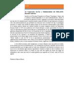 03-04-17 Florestan Fernandes (PTI) - Cooperación Sur-SUr y Multilateralidad Del PARLASUR 03-06-17