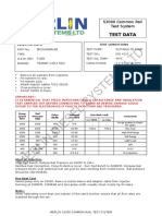 Siemens Injector Test Data New6