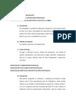 ESPECIFICACIONES TECNICAS PRIMARIA