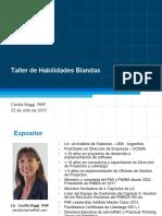 2015-07-22 Taller de Habilidades Blandas Cecilia Boggi