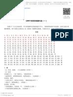 150个文言文实词大全(一)