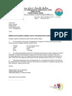 Surat Permohonan Khemah PGA