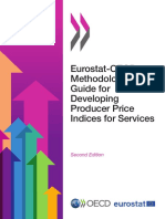 Methodological Guide - Eurostat - OECD Developing Producer Price Indices for Services