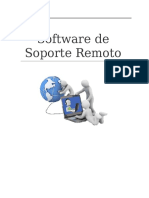 Software de Soporte Remoto