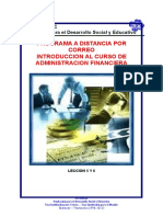 LECCION 7 Y 8 ADMINISTRACION FINANCIERA.doc