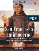 Vignelli, Guido - San Francesco Antimoderno