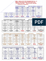 Cronograma Regular Md 2017