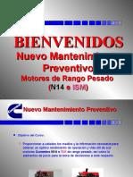 MantenimientoPrev N14 - IsM