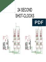 24 Second Shot-clocks
