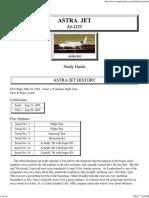 IAI Astra Study Guide