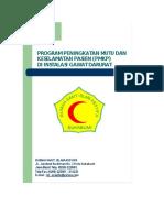 Program Kerja PMKP Igd