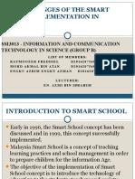 Smart School Presentation