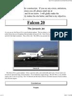 Falcon 20 Study Guide