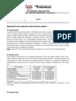 UA 12 - Avaliativa - Atividade - Gestão Financeira.docx