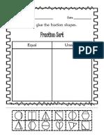 fractionsortequalandunequal