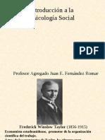Psicología Social Salvo
