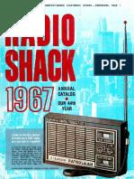 Radio Shack 1967