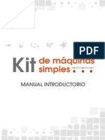 Manual Introductorio - Kit de Máquinas Simples