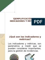 Indicadores y Metricas
