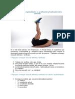 7 tips para conseguir músculo definido y tonificado