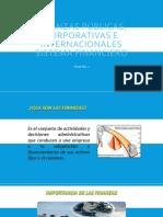 Clase 2 Finanzas Públicas, Corporativas e Internacionales