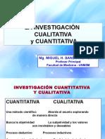 Investigacion Cualitativa - Cuantitativa