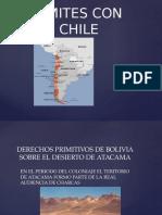 Limites Con Chile