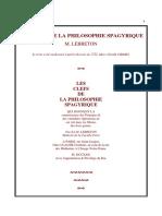 Les Clefs de la Philosophie Spagyrique_Le Breton.pdf