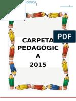 CARPETA PEDAGÒGICA - PRIMARIA -