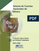 Sistema de Cuentas Mexico
