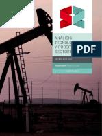 analisis tecnologico del petroleo y gas