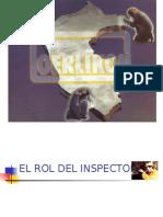 El Rol Del Inspector