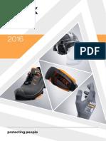 Uvex Safety Catalogue 2016 En