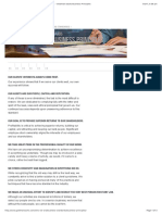 Goldman Sachs | Business Principles and Standards - Goldman Sachs Business Principles