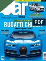 Car India May